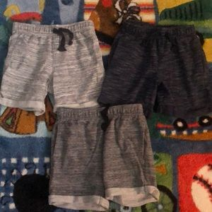 Boys 4T Jumping Beans Shorts Bundle